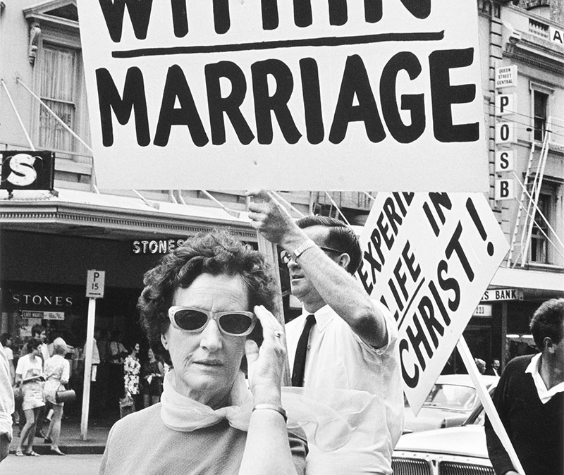 Marti Friedlander, Sex within Marriage, 1972